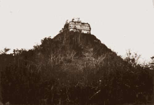 temple-de-chichen-itza-recouvert-par-la-nature