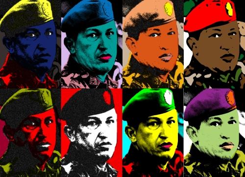 Huit petits Chavez